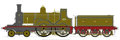 Fig. 3, Rebuilt NBR No. 223 (E.Cameron and A.Rogers)