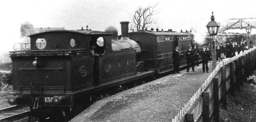 Fig. 8, Class B No. 1319 at Eston (author's collection)
