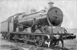 LNER No 8280