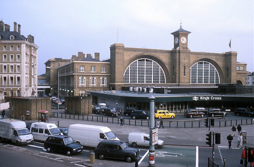 The front of Kings Cross in 1998 (D.Wainwright)