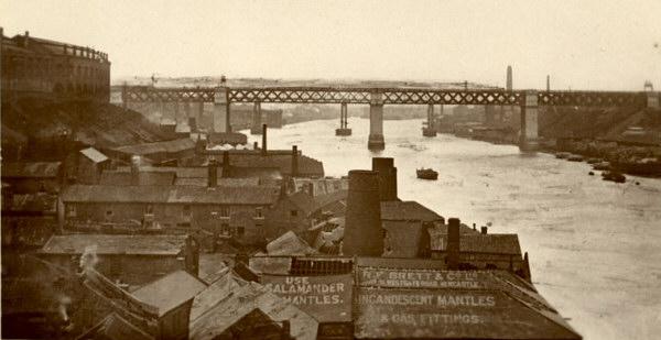 Fig. 10, King Edward VII Railway Bridge