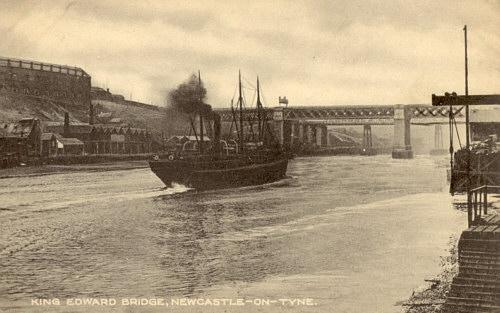 Fig. 11, King Edward VII Railway Bridge