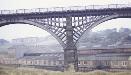 Fig. 3, Willington Dene Viaduct (c. SINE Project)