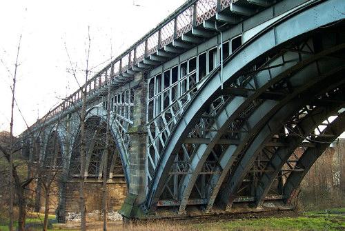 Fig. 4, Ouseburn Viaduct, Byker