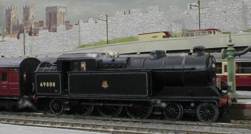 Colombo's A5 4-6-2T 4mm model