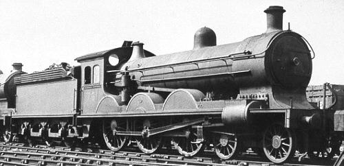 Worsdell Class B13 No. 761 (M.Peirson)