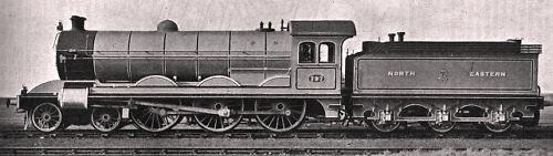 Raven Class B15 No. 797 (M.Peirson)