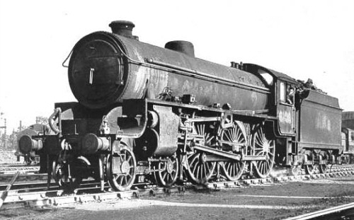 Thompson rebuild of Class B3 No. 6166 (M.Peirson)