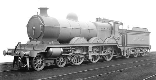 Robinson Class B4, works photograph (M.Peirson)