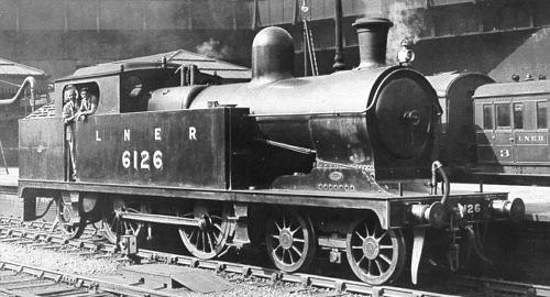 C14 LNER No. 6126 (M.Peirson)