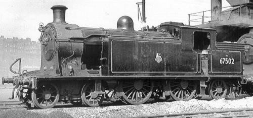C16 BR No. 67502 (M.Peirson)
