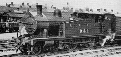 C17 No. 041 at Cromer Beach in 1939