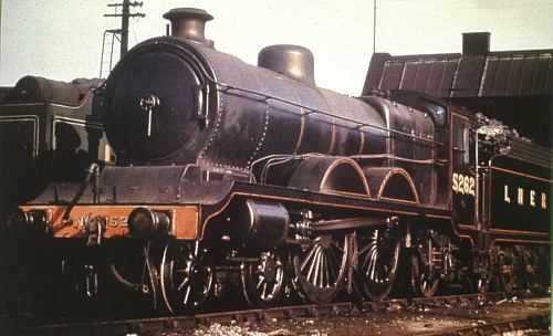 Robinson C4 Atlantic No. 5262 (M.Peirson)