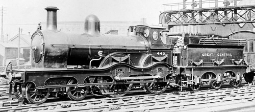 GCR D12 No. 440 at Manchester Central (M.Peirson)