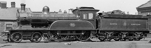 D17/2 No. 1927 at Gateshead (R.Langham)