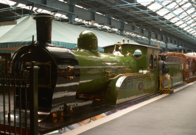 D17 at the National Railway Museum (R.Marsden)