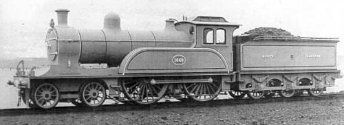D18 NER No. 1869 (M.Peirson)