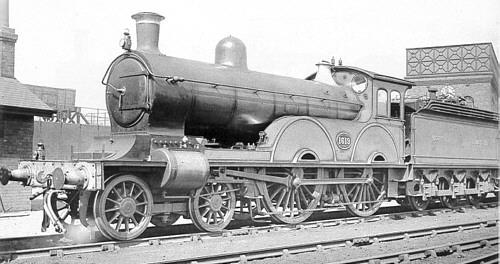 D19 NER No. 1619 (M.Peirson)