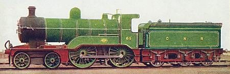 Class D1 No. 65 (M.Morant)