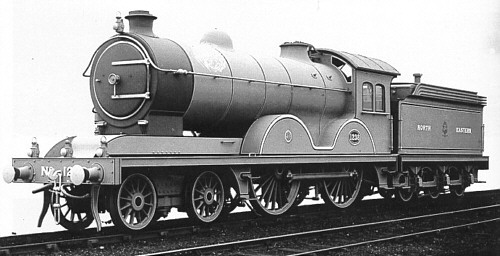 D21 No. 1238, as built (M.Peirson)