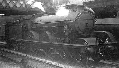 D21 LNER No. 1245 in LNER livery (c.Rosewarne)