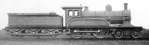 D22 No. 684, works photograph (M.Peirson)
