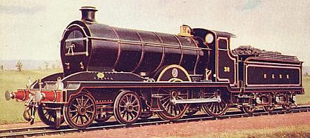 H&BR D24 No. 38 (M.Morant)