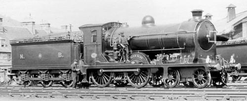 D34 NBR No. 408 Glen Sloy (M.Peirson)