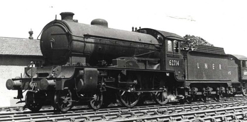 Class D49/1 BR No. 62714 'Perthshire' (M.Peirson)