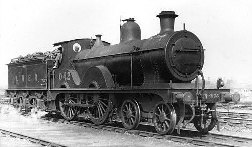 Class D52 No. 042 (D.Hey)