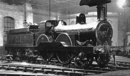 LNER E5, NER No. 1468 (M.Peirson)