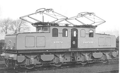 EF1 NER No. 3, works photo (M.Peirson)