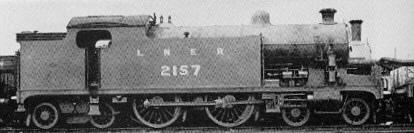 Raven Class H1 4-4-4T Locomotive