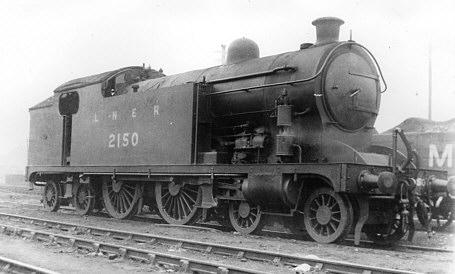 Raven Class H1 4-4-4T No. 2150 (D.Hey)