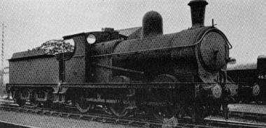 Parker J13 No. 5571 at Mexborough in 1935