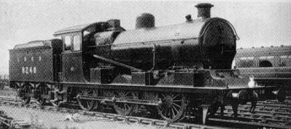 Hill J18 No. 8248