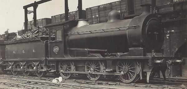 J26 NER No. 1678 (R.Langham)