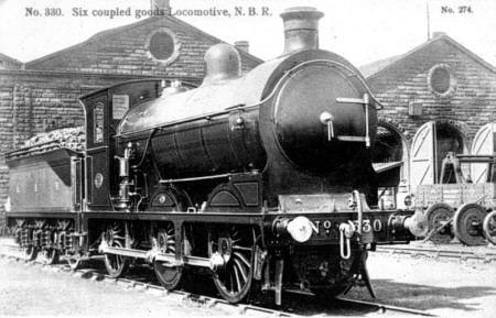 J35 NBR No. 330 Carlisle Shed (M.Peirson)