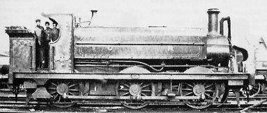 J54 GNR No. 619, 500 series