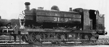 J57 No. 3149A with domed boiler
