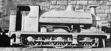 J59 No. 6251 with short chimney, at Brunswick shed Liverpool