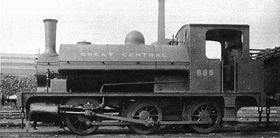 J62 GCR No. 885 (M.Peirson)