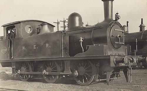 J72 NER No.1720 (R.Langham)