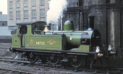 Newcastle pilot J72 No. 68723 (M.Morant)