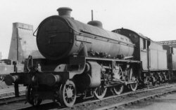 Class K1/1 No. 61997 'MacCailin Mor' at Eastfield in 1957 (PH.Groom)