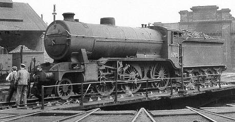 Gresley K2/2 No. 61792 (M.Peirson)