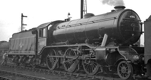 Gresley K3/2 No. 61818 (M.Peirson)