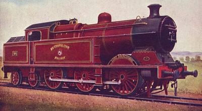 Jones M2 0-6-4T 'Lord Aberconway' (M.Morant)