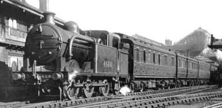 Class N1 No. 4588 (M.Peirson)