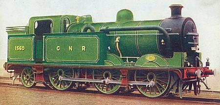 Class N1 No. 1560 (M.Morant)
